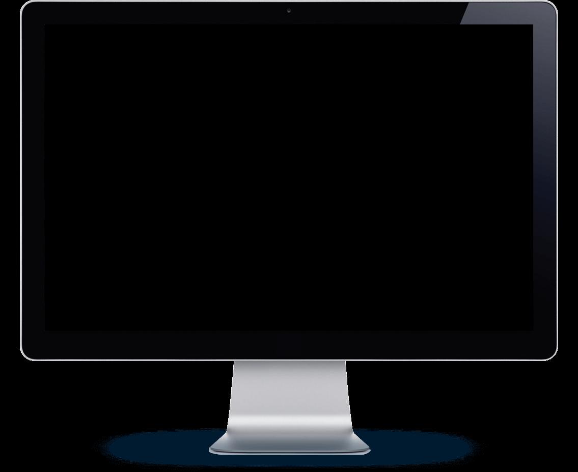 Computer Monitor PNG